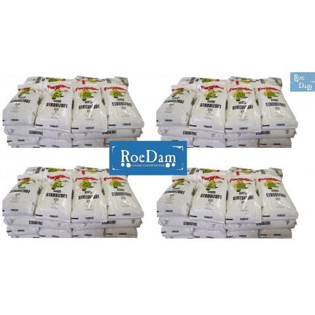 002: Roadsalt 20 kilo bags: 2 t/m 4 pallets