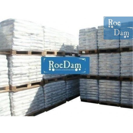 006: Roadsalt 20 kilo bags: 17 t/m 25 pallets