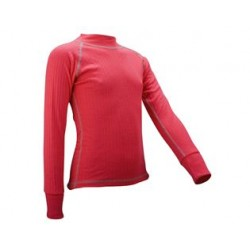 Thermoshirt Junior met lange mouwen *ROZE* (Art. 91702)