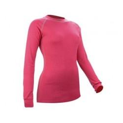 Thermoshirt Woman met lange mouwen *ROZE* (Art. 12702)