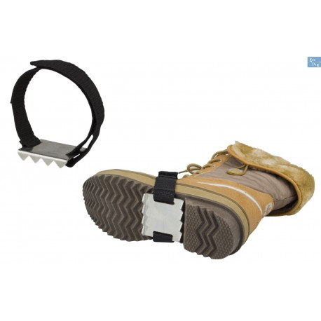 Anti slipzool *Basismodel* met klittenbandsluiting (model 5690)
