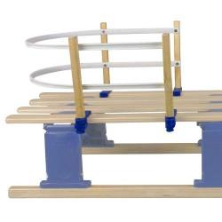 Rugleuning bestemd voor onze opvouwbare sleetjes (model 4820)
