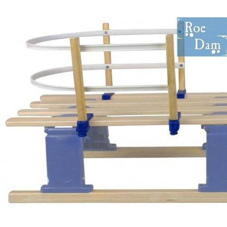 4820 Rugleuning voor opvouwbare slee eenvoudig te bevestigen